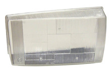 1372082L  HLPV082 Volvo 240 1986-1993, Headlight lens only for Right side/Passenger side.