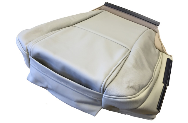 3897643 Volvo Xc90 2005 2014 Front Seat Cover Upholstery Beige Color Code C981 Oak Arena