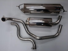 Volvo 240 Stainless Steel Exhaust System for Sedans and Wagons. Lifetime Warranty.