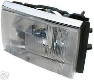 Volvo 240 headlight assembly Right side 1372107